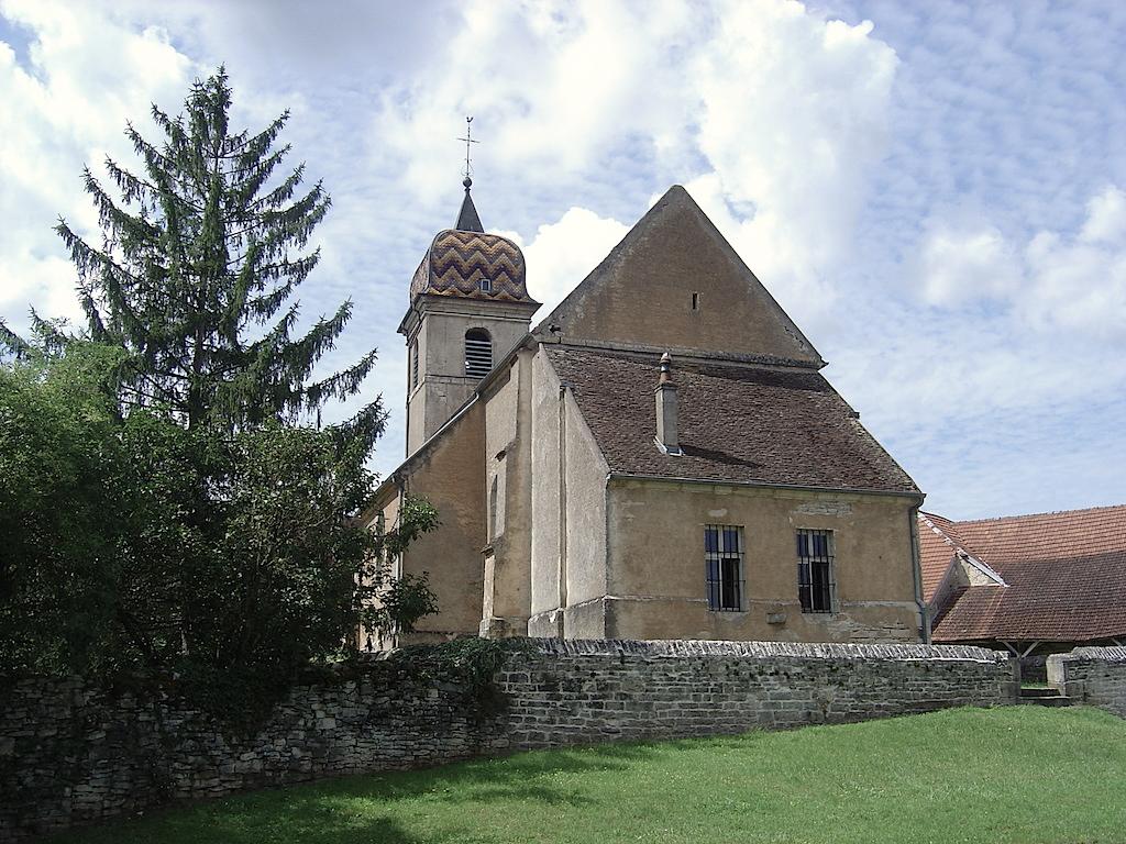 Église avant travaux