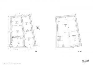 Plan - état des lieux